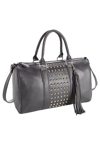 Женская сумка FELIX. Цвет: серый