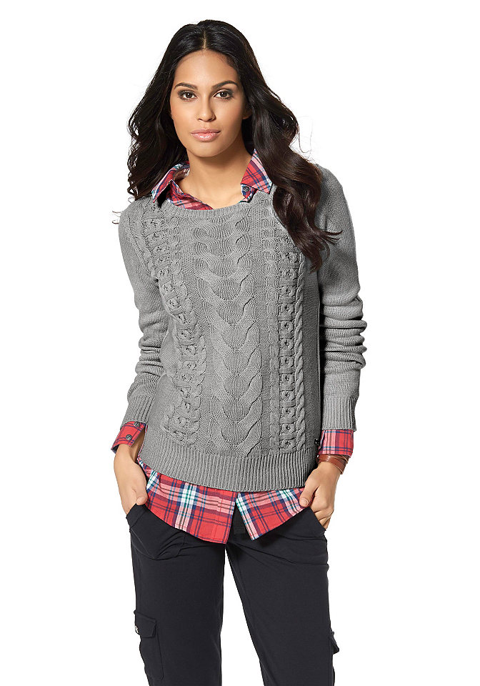 Трикотажный Пуловер С Доставкой