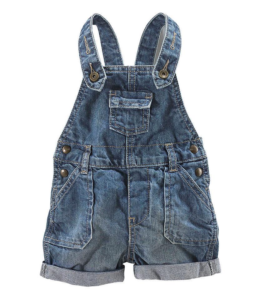 Комбинезон джинсовый для ребенка сшить своими руками
