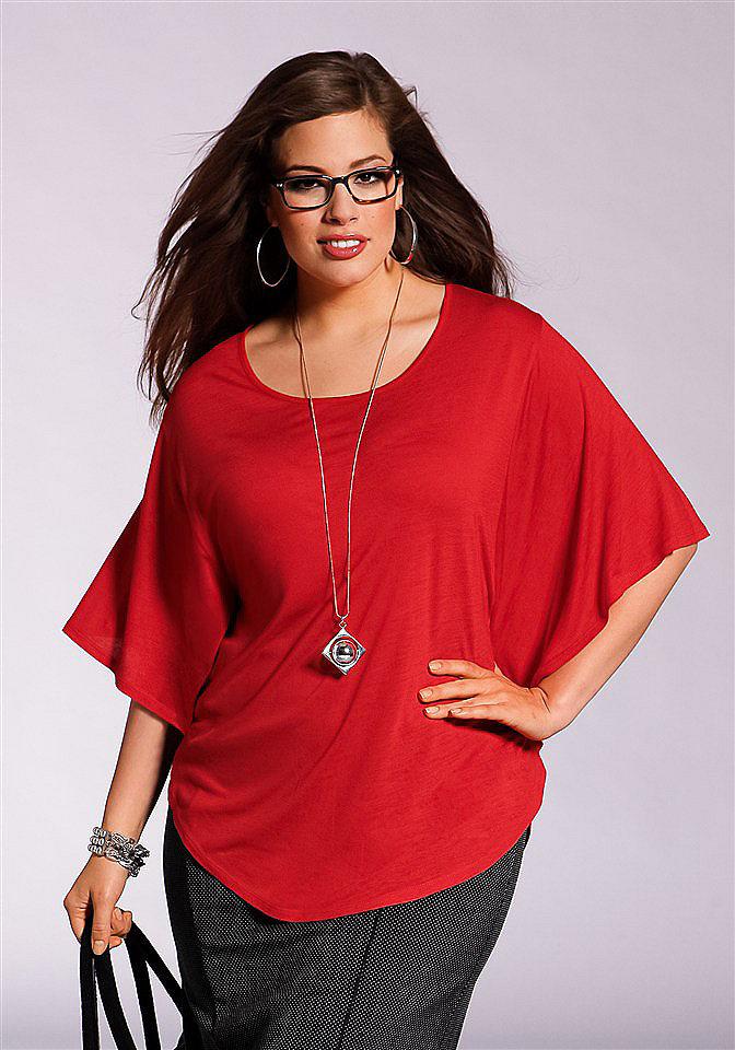 Модные Блузки Для Полных Фото