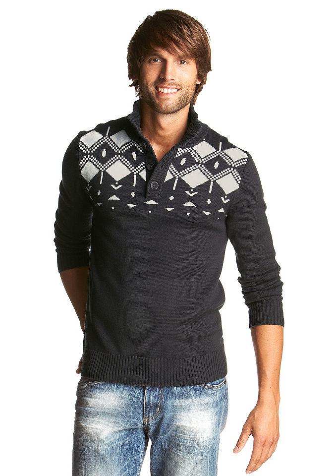 Мужской Пуловер С Орнаментом С Доставкой