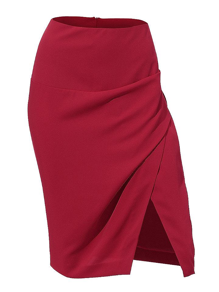 юбка с драпировкой по бокам выкройка