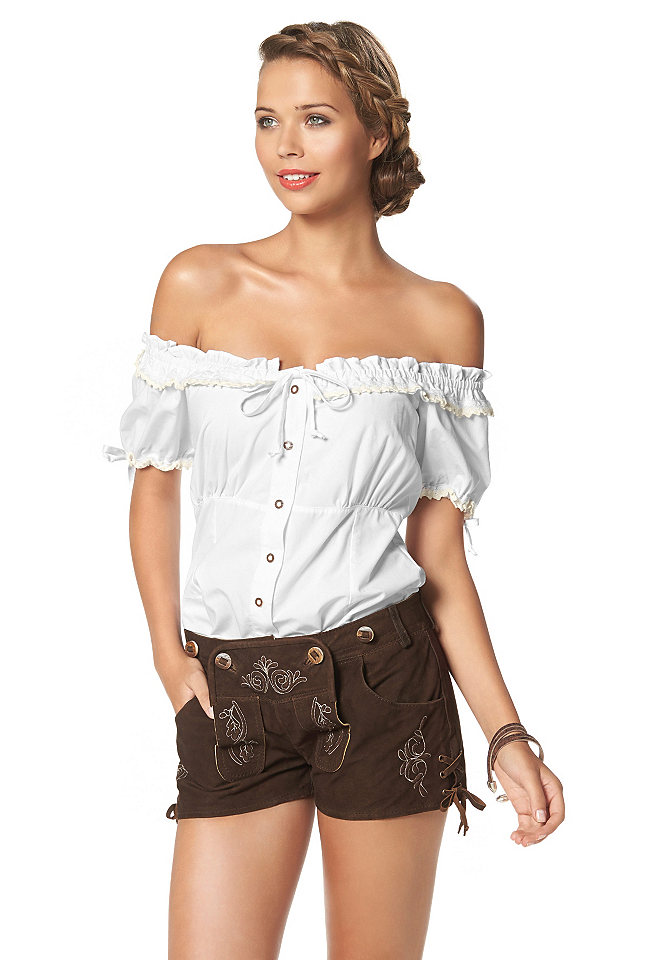 Баварская Блузка Купить В Интернет Магазине