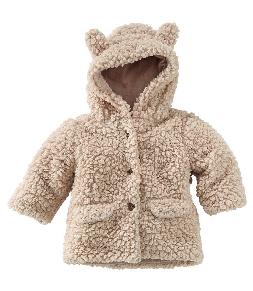 Курточка из плюша схема