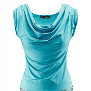 Блузка из шифона c вырезом 'качели',который придает объем груди. .  Цвет по Вашему желанию.  15 дек 2014 Студия...