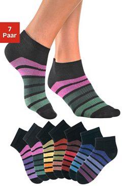 Комплект: Короткие носки, H.I.S. Socks (7 пар)