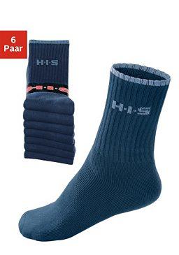 Спортивные носки, H.I.S (6 пар)
