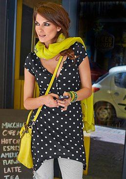 Удлиненная кофта Aniston