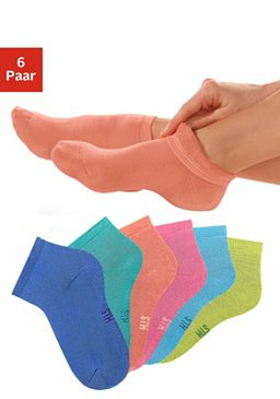 Короткие носки, H.I.S (6 пары)