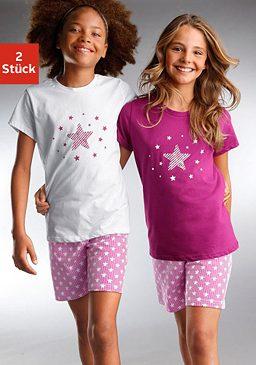 Короткая пижама, Petite Fleur (2 шт.)