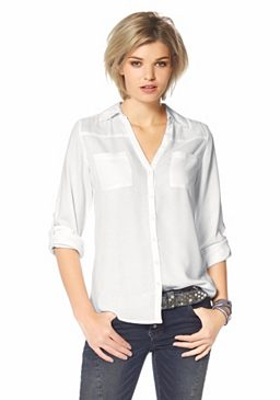 Laura Scott, блузка рубашечного покроя