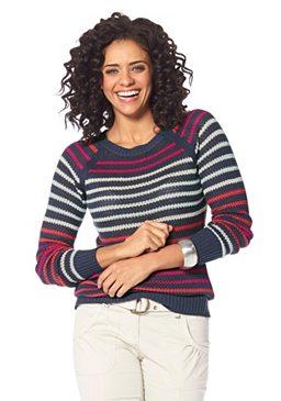 Flashlights, пуловер в полоску