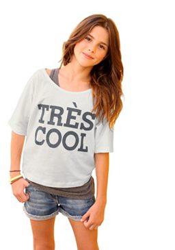 """Футболка и топ Arizona """"Tres Cool"""" (набор из 2 шт.)"""