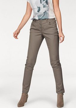 Джинсы с 5-ю карманами Aniston