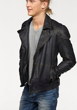 "Кожаная куртка ""Cory-II"""