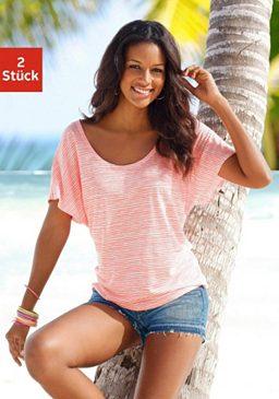 Набор из 2-х футболок Beach Time