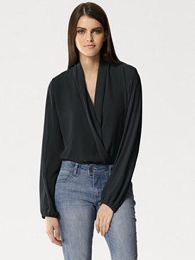 Блузка-боди