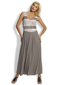Платье в стиле «батик»