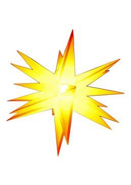 Пластмассовая звезда, 2 цвета