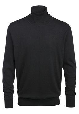 Пуловер с воротником «гольф», Class International