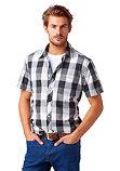 Рубашка с коротким рукавом Grey Connection, Футболка включена в комплект