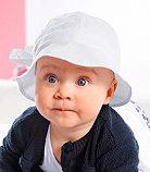 Маленькая летняя шляпа для девочек