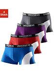 Комплект: Шорты на бёдрах, Authentic Underwear Le Jogger (4 шт.)