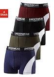 Комплект: Боксеры, Authentic Underwear Le Jogger (4 пары)