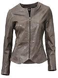 Кожаная куртка Lammnappa