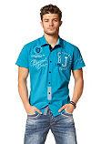 Рубашка с коротким рукавом Cipo & Baxx