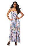 Платье-макси с присборенным верхом Laura Scott
