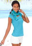 Комплект: кофточка + шарф