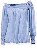 Блуза-кармен