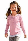 Кофточка с пайетками для девочек, CFL