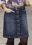 Джинсовая юбка, Cheer