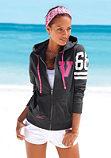 Трикотажная куртка с капюшоном, Venice Beach
