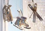 Набор: декоративные подвески (3 изд.)
