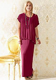 Комплект: платье + кофточка